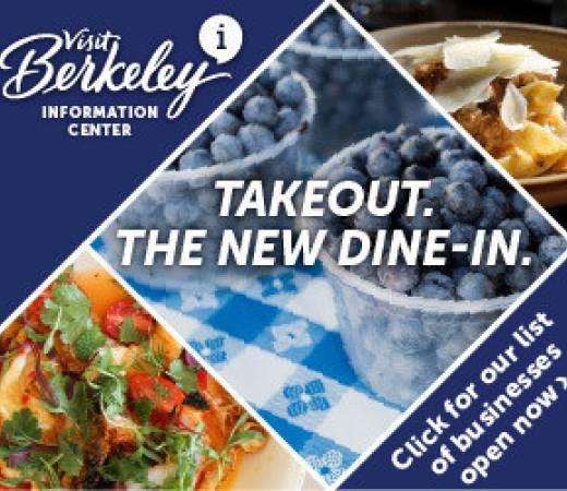 Order Takeout in Berkeley